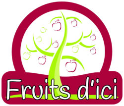 Fruits d'ici